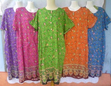 Produsen Daster Batik Bandung