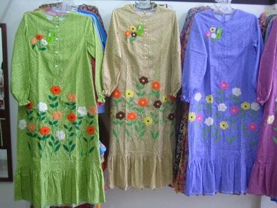 Produsen Daster Batik Malang