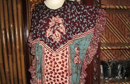 Produsen Daster Batik Pekalongan