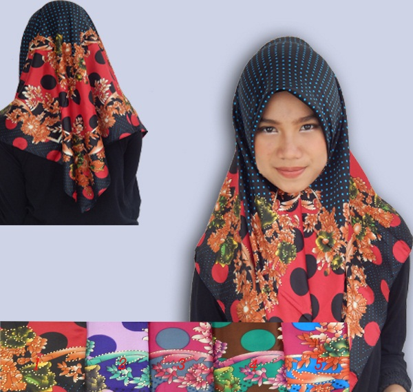 Produsen Daster Batik 18000 Produsen Kerudung Murah Segi Empat