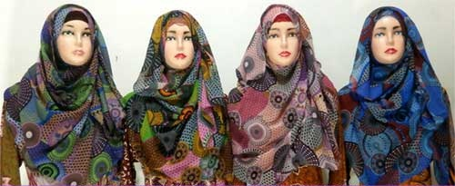 grosir jilbab terbaru murah meriah