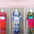 Grosir Daster Gamis Dewasa Terbaru Murah