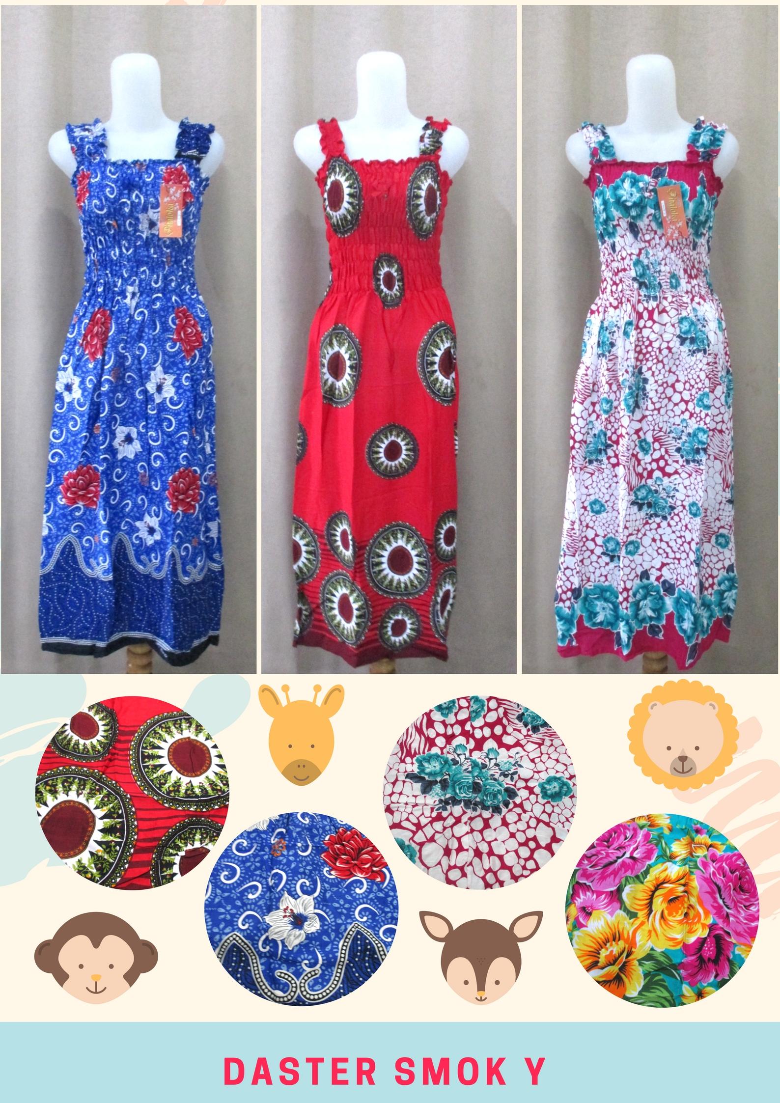 Produsen Daster Batik 18000 Pusat Grosir Daster Smok Y Wanita Dewasa Murah Solo 23Ribu