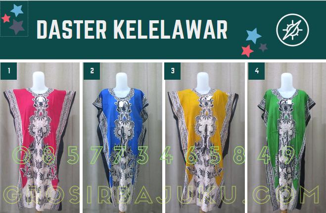 Produsen Daster Batik 18000 Pusat Grosir Daster Kelelawar Panjang Murah Pekalongan 27Ribu