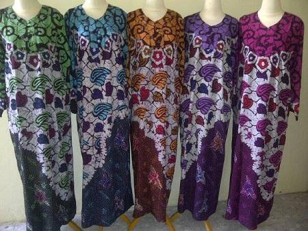 Produsen Daster Batik 18000 Produsen Daster Jumbo Murah Tanah Abang