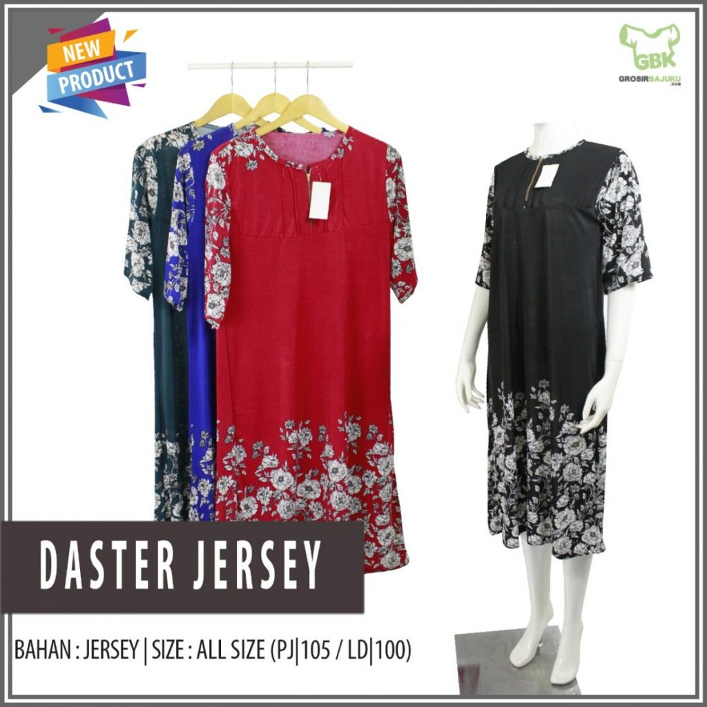daster jersey