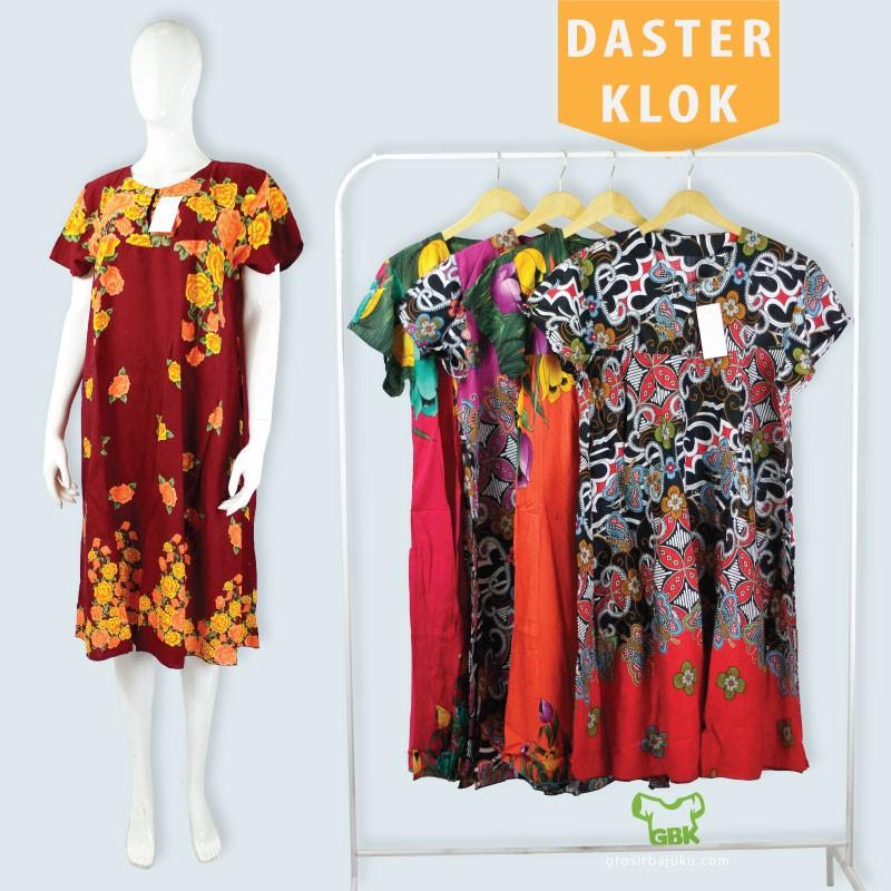 Produsen Daster Batik 18000 Supplier Daster Klok Rp 34,000