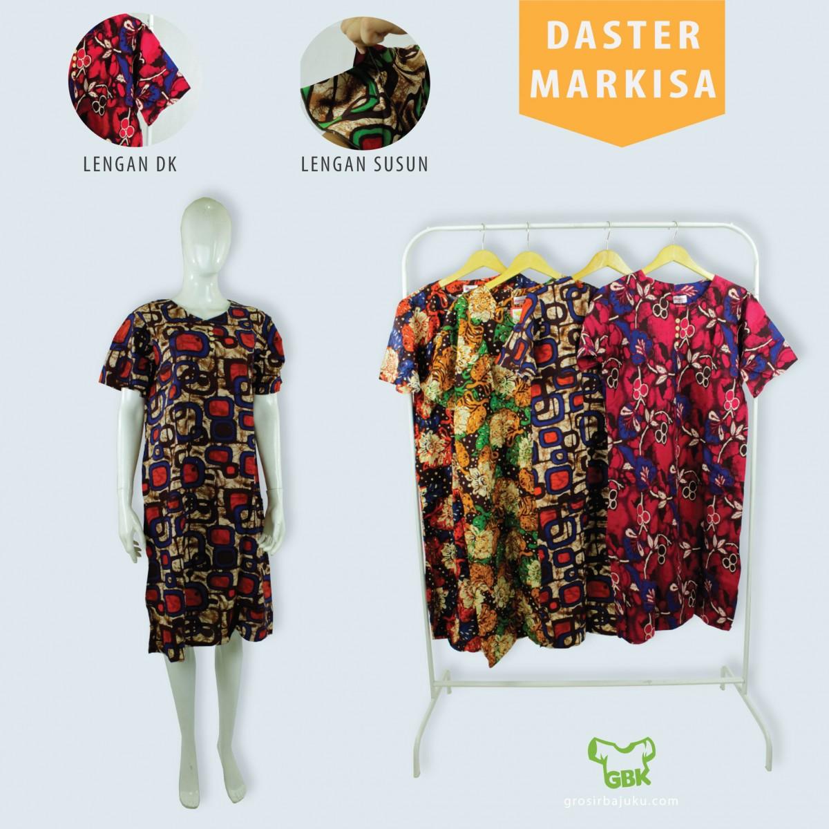 Produsen Daster Batik 18000 Grosir Daster Markisa Murah