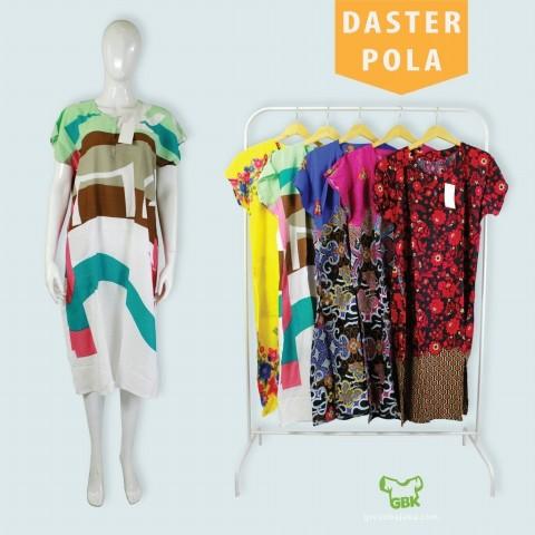 Produsen Daster Batik 18000 Konveksi Daster Pola Dewasa Murah