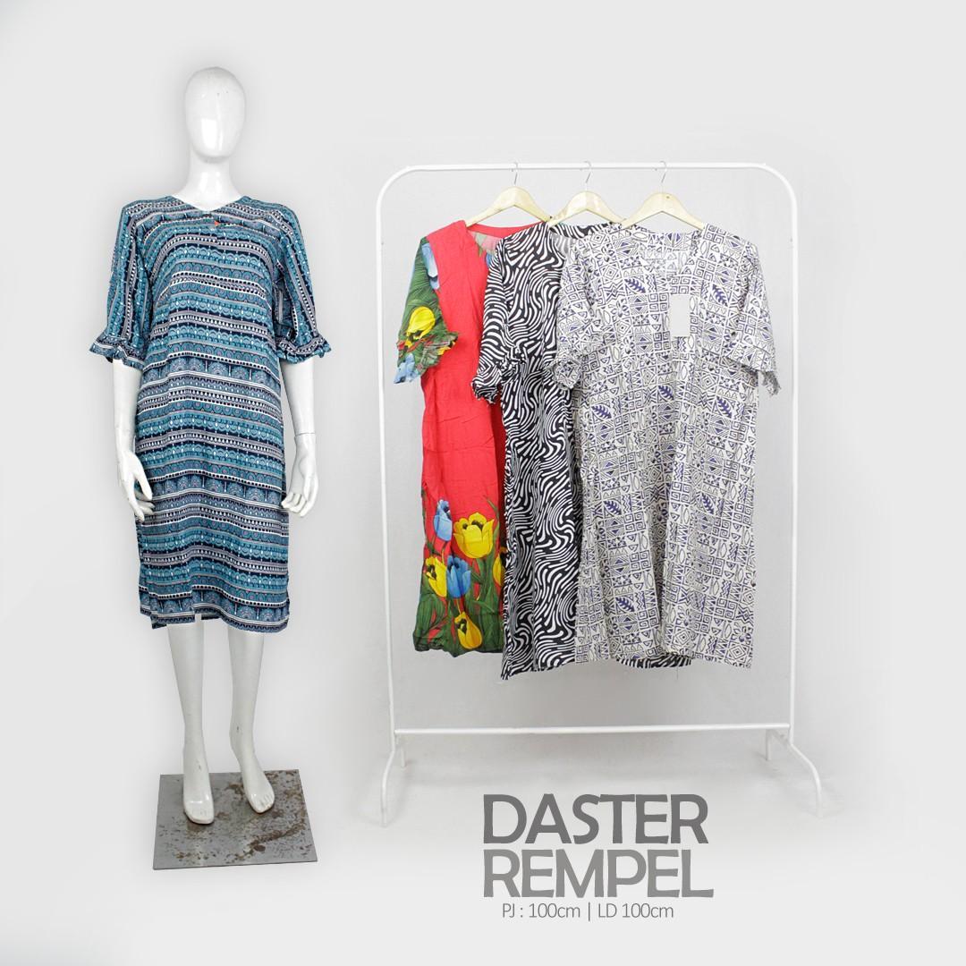 Produsen Daster Batik 18000 Distributor Daster Rempel Murah