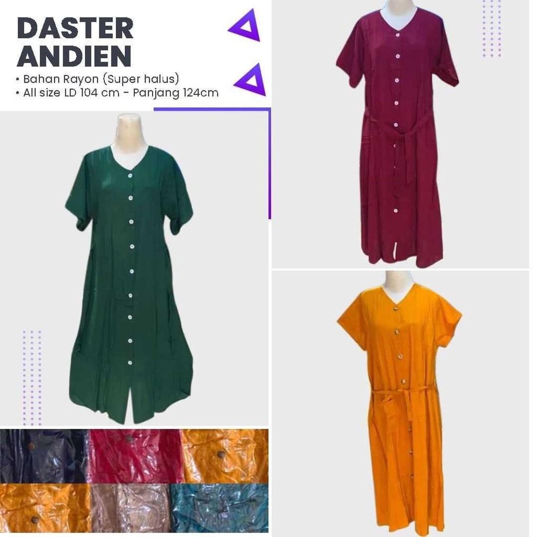 Produsen Daster Batik 18000 PRODUSEN DASTER ANDIEN Rp. 42.000